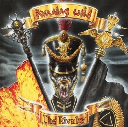 Running Wild ‎– The Rivalry (CD)