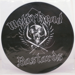 Motörhead ‎– Bastards (LP)
