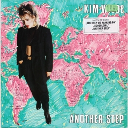 Kim Wilde ‎– Another Step (LP)