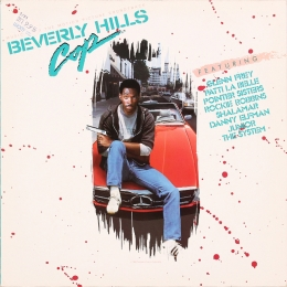Various ‎– Beverly Hills Cop (LP)