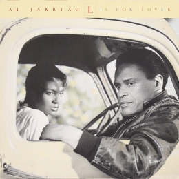 Al Jarreau ‎– L Is For Lover (LP)