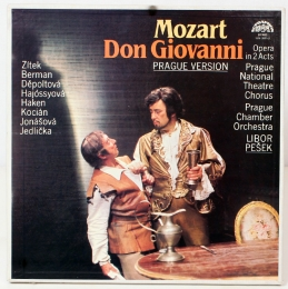 Mozart ‎– Don Giovanni (3LP Box)
