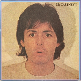 Paul McCartney ‎– McCartney II (LP)