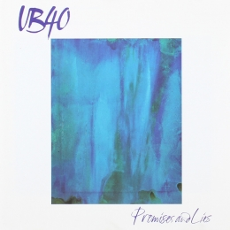 UB40 ‎– Promises And Lies (LP)