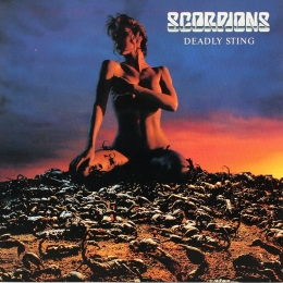 Scorpions ‎– Deadly Sting (CD)