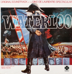 Nino Rota ‎– Waterloo (LP)