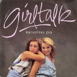 Girltalk ‎– Marvellous Guy (EP)