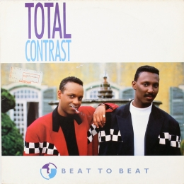 Total Contrast ‎– Beat To Beat (LP)