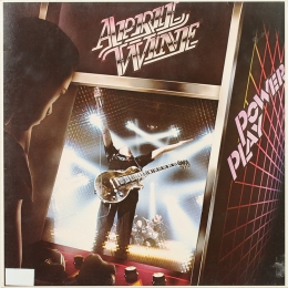 April Wine ‎– Power Play (LP)