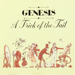 Genesis ‎– A Trick Of The Tail (CD)