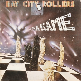 Bay City Rollers ‎– It's A Game (LP)