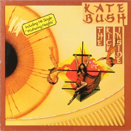 Kate Bush ‎– The Kick Inside (LP)