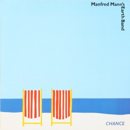Manfred Mann's Earth Band ‎– Chance (LP)
