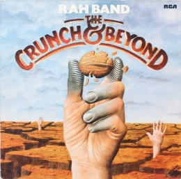RAH Band ‎– The Crunch & Beyond (LP)