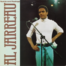 Al Jarreau ‎– Spirits And Feelings (LP)