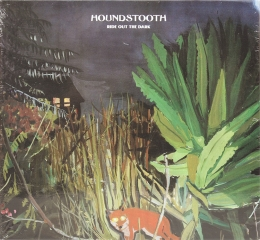 Houndstooth ‎– Ride Out the Dark (CD)*