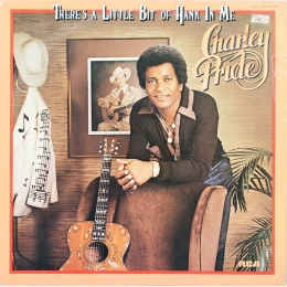 Charley Pride ‎– There's A Little Bit... (LP)