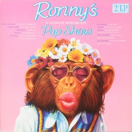 Various ‎– Ronny's Pop Show No. 13 (2LP)