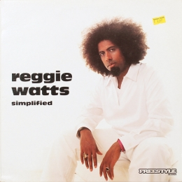 Reggie Watts ‎– Simplified (LP)