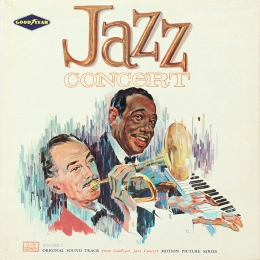 Duke Ellington/Bobby Hackett ‎– Jazz Concert