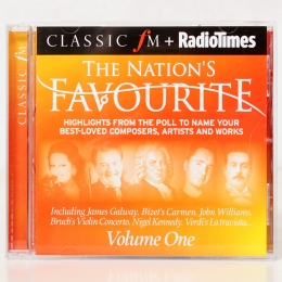 Various - The National's Favourite Volume 1
