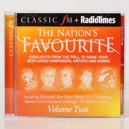 Various - The National's Favourite Volume 2