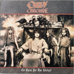 Ozzy Osbourne ‎– No Rest For The Wicked (LP)