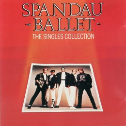 Spandau Ballet ‎– The Singles Collection (CD)