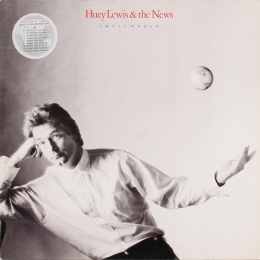 Huey Lewis & The News ‎– Small World (LP)