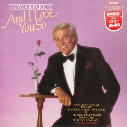 Howard Keel – And I Love You So (LP)