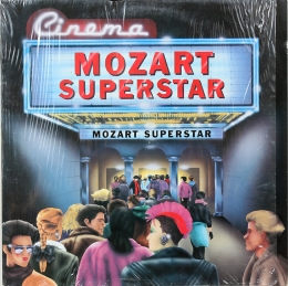 Mozart ‎– Mozart At The Movies (LP)