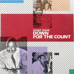 Count Basie ‎– Down For The Count (LP)