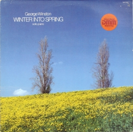 George Winston ‎– Winter Into Spring (LP)