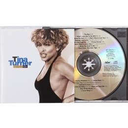 Tina Turner ‎– Simply The Best (CD)