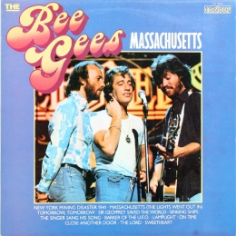 Bee Gees ‎– Massachusetts (LP)