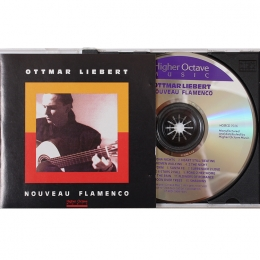 Ottmar Liebert ‎– Nouveau Flamenco (CD)