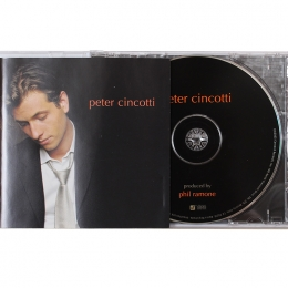 Peter Cincotti ‎– Peter Cincotti (CD)