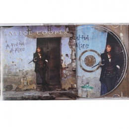 Alice Cooper – A Fistful Of Alice (CD)