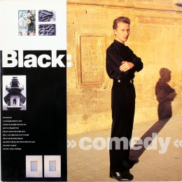 Black – Comedy (LP)