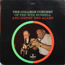 Pee Wee Russell And Henry Red Allen (LP)