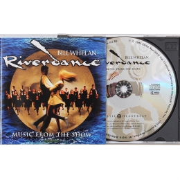 Bill Whelan ‎– Riverdance (CD)
