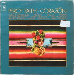 Percy Faith & His Orchestra ‎– Corazón (LP)