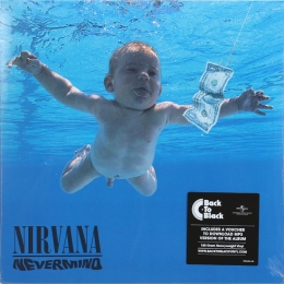 Nirvana ‎– Nevermind (LP)