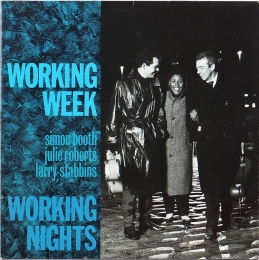 Working Week ‎– Working Nights (LP)