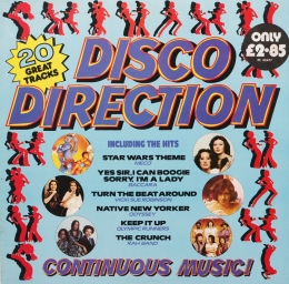 Various – Disco Direction (LP)