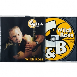 Gölä & Band ‎– Wildi Ross (CD)