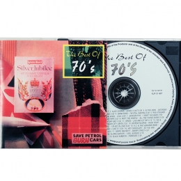 Various ‎– The Best Of The 70's (CD)