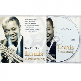 Louis Armstrong - Tea For Two (CD)
