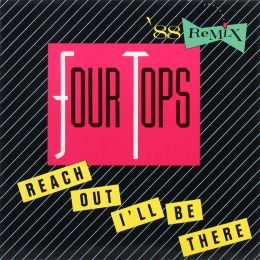 Four Tops ‎– Reach Out I'll Be There (EP)