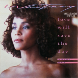 Whitney Houston ‎– Love Will Save The Day